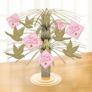 Pink Dove Centrepiece