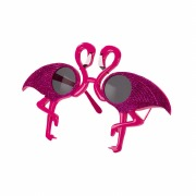Pink Flamingo Glasses