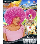 Pink Jimmy Wig
