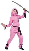 Pink Ninja Costume