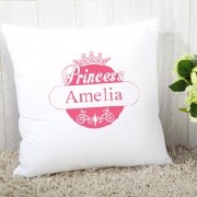 Pink Princess Cushion