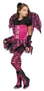 Pink Punk Fairy Costume