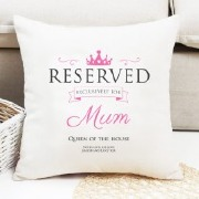 Pink Reserved Cushion