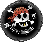 Pirate Fun Balloon