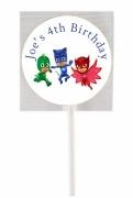 15PK PJ Masks Lollipops