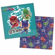 PJ Masks Party Napkins