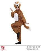 Plus Size Fox Costume