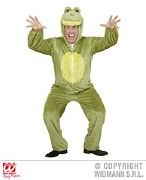 Plus Size Frog Costume