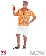 Plus Size Hawaiian Shirt