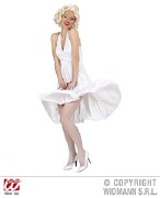 Plus Size Marilyn Costume