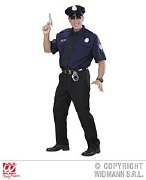 Plus Size Police Officer