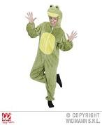 Plush Frog Costume