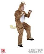 Plush Horse Costume