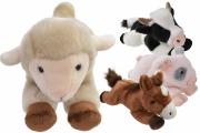 Plush Farm Animals