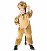 Plush Little Lion