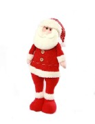 Plush Santa Decoration