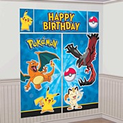 Pokemon Wall Decorating Kit
