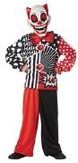 Pop Wow Clown Costume
