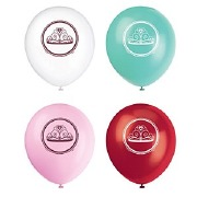 Princess Printed Balloons