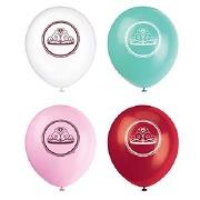 Princess Printed Balloons