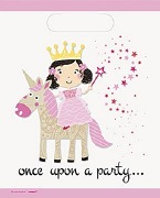 Princess & Unicorn Party Bags