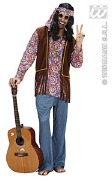 Psychedelic Hippie Man Costume