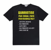 Quarantine Pub Crawl T-Shirt