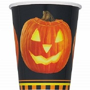 Pumpkin Glow Cups