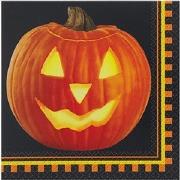Pumpkin Glow Napkins