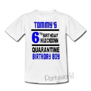 Quarantine Boy's T-Shirt