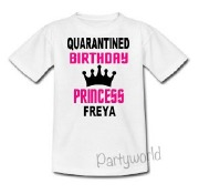 Quarantine Princess T-Shirt
