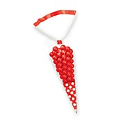 Red Dot Cone Favor Bags