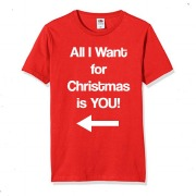 Red All I Want T-Shirt