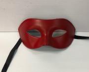 Red Carnival Eyemask