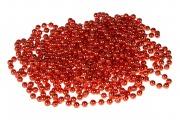 Red Christmas Beads