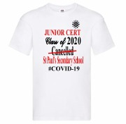Red Junior Cert T-Shirt