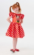 Red Minnie Mouse Costume