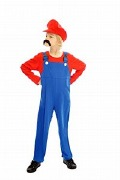 Red Workman Costume