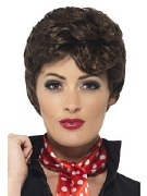 Rizzo Grease Wig