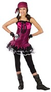 Rockin Skull Pirate Costume