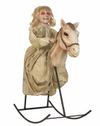 Rocking Horse Dolly Prop