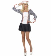 Sailor Dress Costume