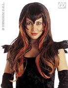 Orange Samantha Wig