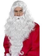Santa Costume Wig