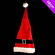 Santa Hat with Buckle