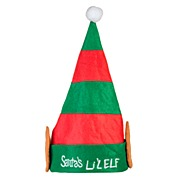 Santa L'il Helper Hat