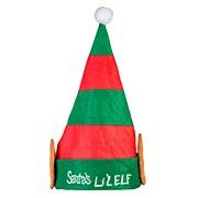 Santa L'il Helper Hat