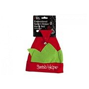 Santa's Helper Hat & Bell