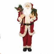 110cm Red Standing Santa