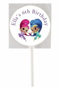 15PK Shimmer & Shine Lollipops